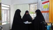 امام جمعه گرگان از بانوان طلبه جهادگر تجلیل کرد