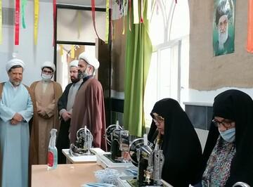تولید روزانه ۱۵۰۰ ماسک سه لایه/ توزیع ۲۰۰ بسته مواد غذایی بین محرومان خراسان جنوبی