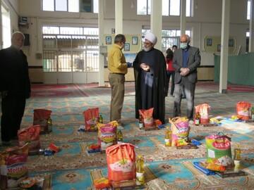 تصاویر شما/ رزمایش همدلی و مواسات در شهر بهمن فارس