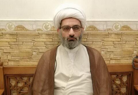 حجتالاسلاموالمسلمین شیخ محمد الکرباسی