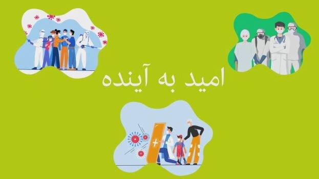 موشن گرافیک |  خدمت رسانی طلاب و گروههای جهادی
