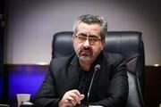 كورونا في ايران .. عشر محافظات بلا وفيات