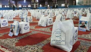 اهدای ۵ هزار بسته معیشتی به نیازمندان خوزستانی