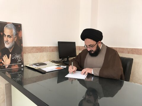 حجت الاسلام سید عباس حسینی پور