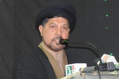 علامہ باقر عباس زیدی