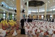 حضور فعال طلاب و روحانیون ایلام در رزمایش کمک مومنانه