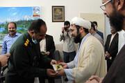 تصاویر تجلیل از معلمان استان یزد توسط فرمانده سپاه الغدیر