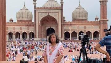 زن هندو برای همدلی با مسلمانان روزه می گیرد