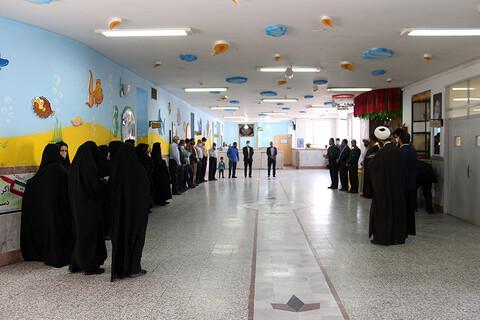 تجلیل از معلمان استان یزد توسط فرمانده سپاه الغدیر