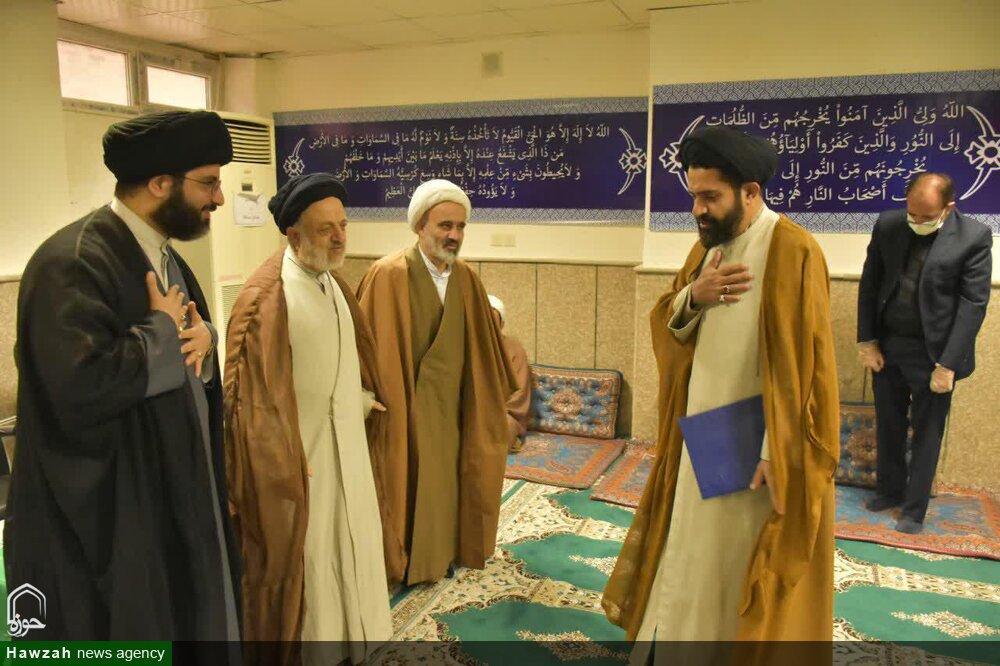 تصاویر/ آیین افتتاحیه مدرسه علمیه جامع شهرستان بهبهان