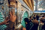 بالصور/ مشاهد الإصْباحِ في شهر رمضان الكريم من حرم أمير المؤمنين(ع)