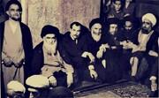 صورة تاريخية..اجتماع بالنجف الأشرف لنصرة القضية الفلسطينية بحضور علماء الشيعة الأعلام