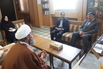 آمادگی حوزه علمیه و ستاد جبهه فرهنگی انقلاب برای همکاری با ارشاد سمنان
