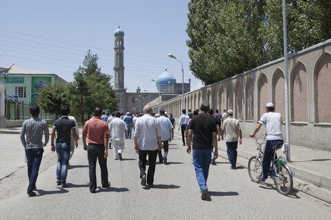 Eastern Spirit in Ramadan in Tajikistan