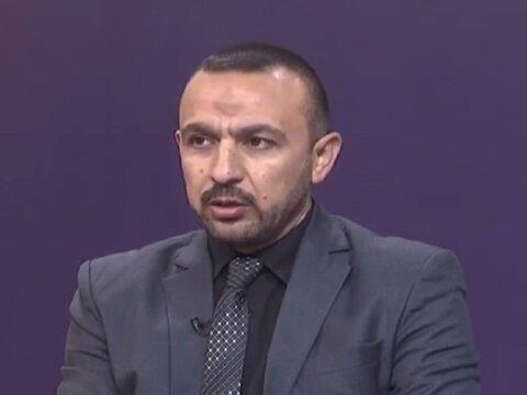 محمد کریم البلداوی نماینده ائتلاف فتح عراق
