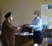 تجلیل از دانشگاه علوم پزشکی و کادر درمانی استان آذربایجان شرقی