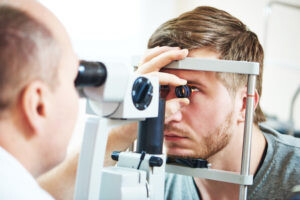 The Rules of Fasting: Eye disease and restriction by an ophthalmologist