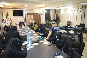 برگزاری نخستین نشست توجیهی رابطین مدارس علمیه استان البرز