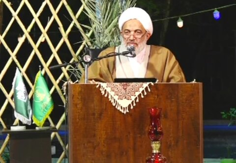 حجت الاسلام آقاتهرانی