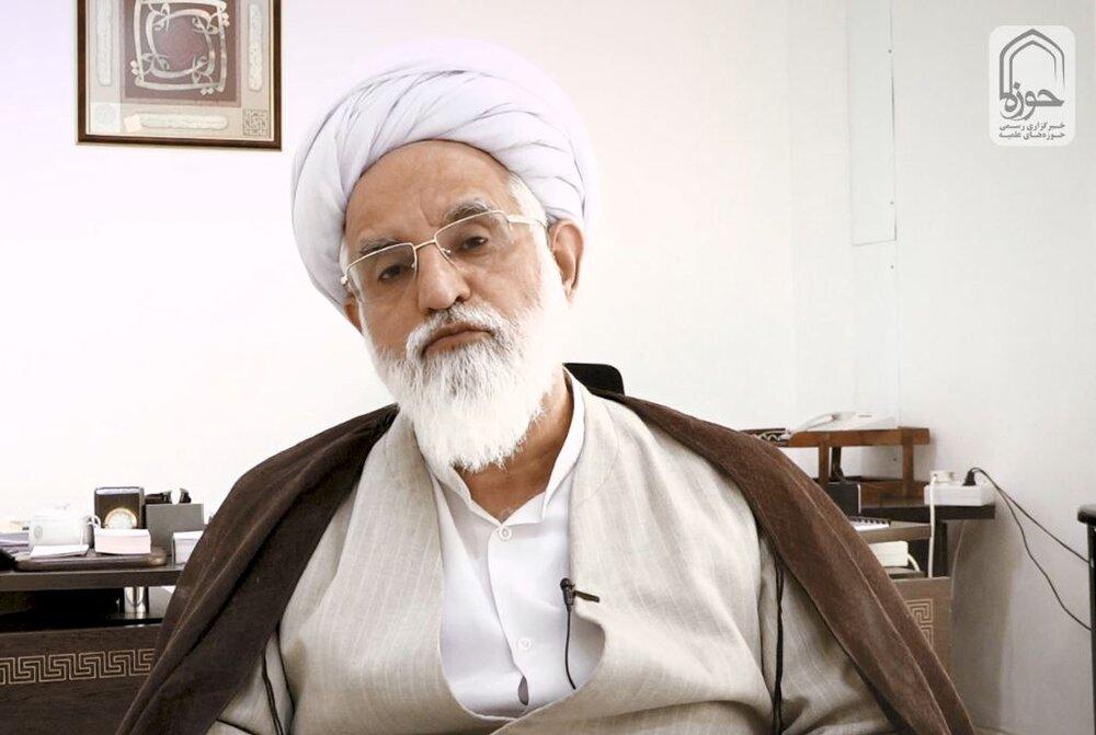 حجت الاسلام احمد احمدی