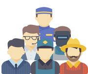 فهرست رستههای شغلی آسیب دیده به روز رسانی می شوند