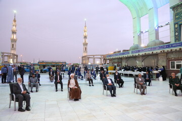 تصاویر/ افتتاح همزمان ۱۰۰۰ مرکز اطعام مهدوی