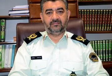 فرمانده نیروی انتظامی قم تغییر کرد