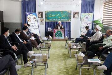 تصاویر/ نخستین نشست شورای زکات خراسان شمالی در سال جدید