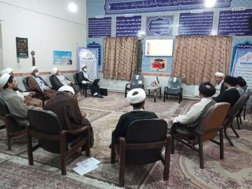 بازدید مدیر حوزه علمیه خوزستان از مدارس علمیه شهرستان اندیمشک