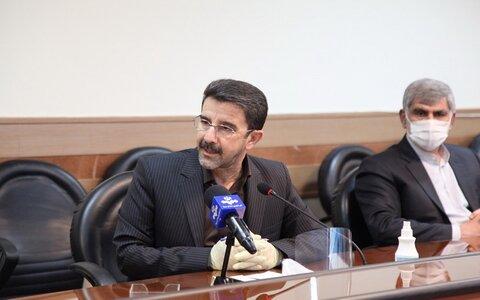 نشست شورای زکات استان