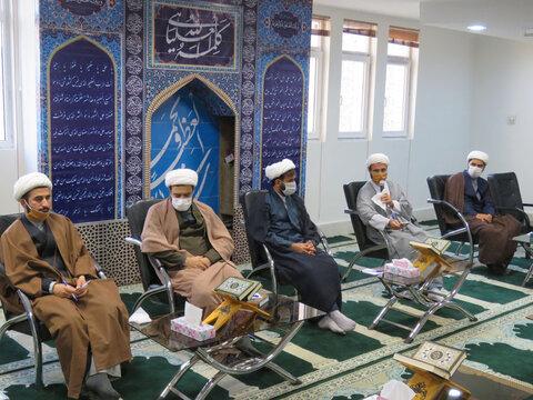 تصاویر/ نشست نمایندگان منتخب خراسان شمالی با مدیران حوزوی استان