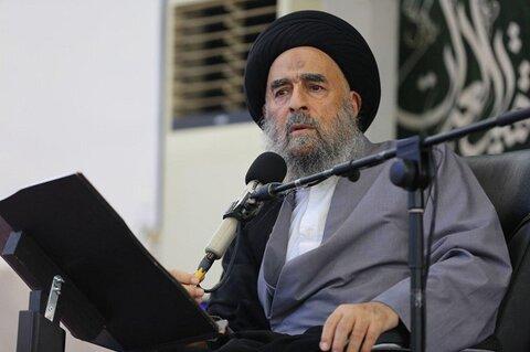 آیت الله سید محمد تقی مدرسی