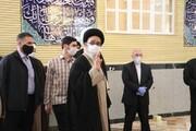 تصاویر / بازدید نماینده ولی فقیه در استان آذربایجان شرقی از  فعالیت های کانون فطرت