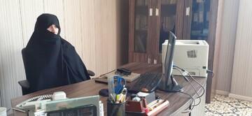 اجرای ویژه برنامههای مدرسه الزهرا(س) تهران در فضای مجازی