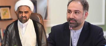 تبریک مدیر حوزه علمیه خواهران اصفهان به مدیر کل ارشاد