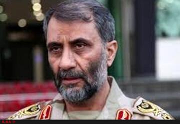 امیدوارم خدمتگزار خوبی برای نظام باشم/ نیروی انتظامی مؤثرترین مؤلفه در امنیت ملی و بینالمللی
