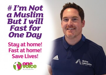 'I'm not a Muslim but I will fast for one day' back despite coronavirus