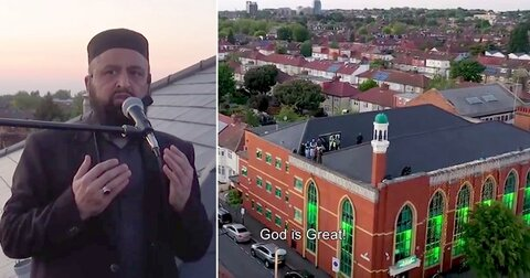 Waltham Forest mosques to broadcast daily call to prayer during Ramadan due to lockdown measures
