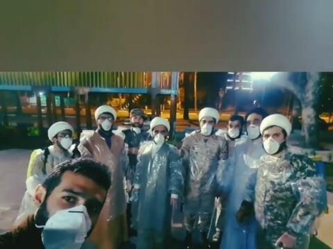 تصاویر شما/ خدمات گروه جهادی میقات ظهور حوزه علمیه خاتم الانبیاء (ص) شهرستان بابل