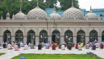 Congregational Friday prayers held at mosques after a month in Bangladesh