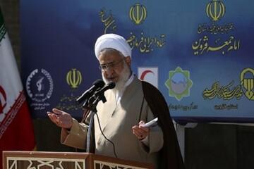 امام جمعه قزوین: رزمایش مواسات و همدلی سرمایه عظیم کشور است