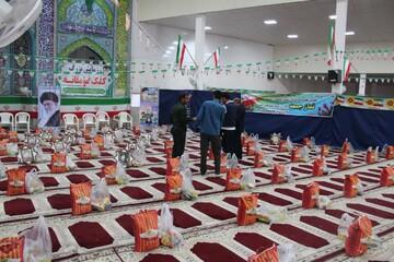 تصاویر/ مرحله دوم رزمایش کمک مومنانه در مصلای نمازجمعه آران و بیدگل