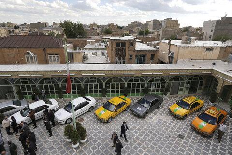 توزیع روزانه ی هزار پرس غذای گرم به نیازمندان در قزوین