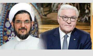 مفتح و رئیس جمهور آلمان