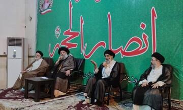 تلبس جمعی از طلاب خوزستانی به لباس مقدس روحانیت+عکس