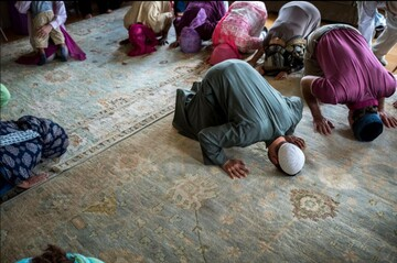 American Muslims celebrate Islam's holiest holiday