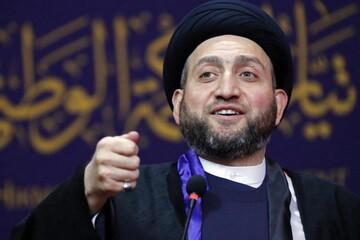 سید عمار حکیم: وضعیت امنیت عراق نیازمند بازنگری است