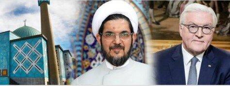 رسالة إمام المركز الإسلامي في هامبورغ إلى رئيس الجمهورية الألمانية