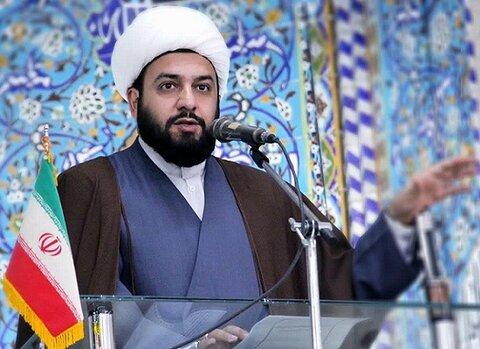 حجت الاسلام محمد طه مهری دبیر شورای حوزه علمیه کرمانشاه