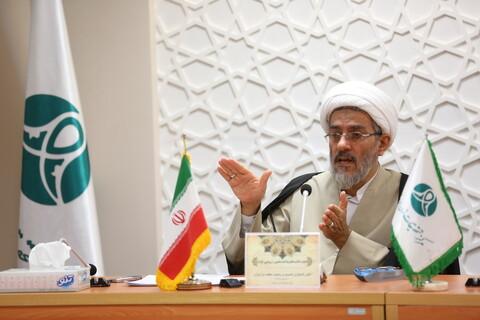 تصاویر/ نشست علمی-نقش کنشگران فمنیسم بر وضعیت حجاب در ایران
